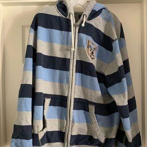 American Eagle XXL zip up jacket